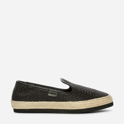 Gant Krista Slip-On Shoes - Svarta 310195 feetfirst.se