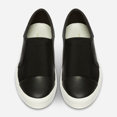 Gant Mary Slip-On Shoes - Svarta 310200 feetfirst.se