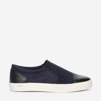 Gant Mary Slip-On Shoes - Blå 310203 feetfirst.se