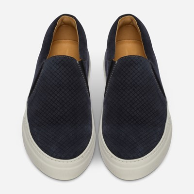 Gant Aero Slip-On Shoes - Blå 310211 feetfirst.se