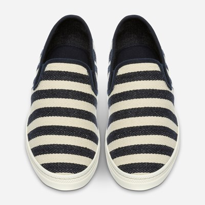 Gant Delray Slip-On Shoes - Blå 310212 feetfirst.se