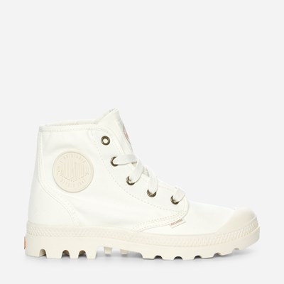 Palladium Pampa Hi Ladies - Vita 310221 feetfirst.se