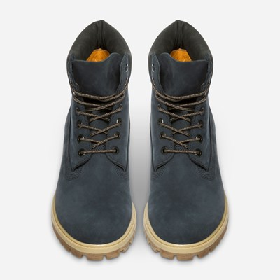 "Timberland 6"" Premium Boot Icon - Blå 310595 feetfirst.se"