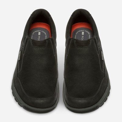 Rockport Slip On - Svarta 310969 feetfirst.se