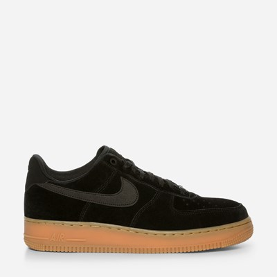 Nike Air Force 1 ´07 - Svarta 312642 feetfirst.se