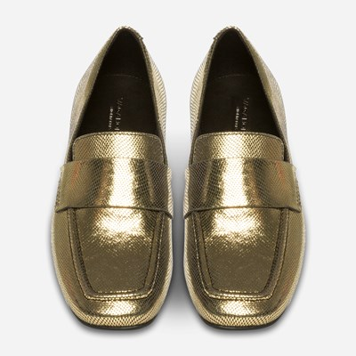 Vagabond Evelyn Loafer - Metallfärgade 313119 feetfirst.se