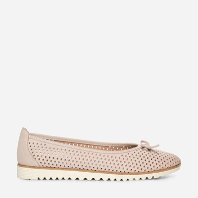 Tamaris Eulalia Perforated - Rosa 313693 feetfirst.se