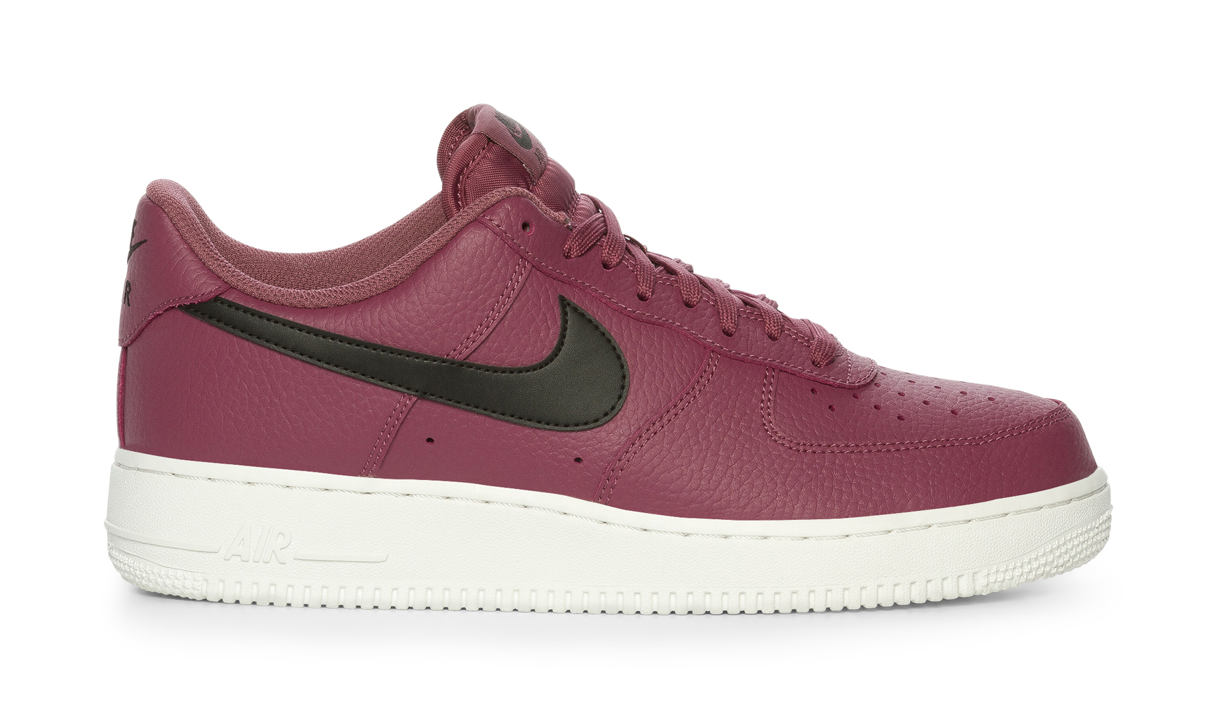 separation shoes 1edad 1998a Nike Air Force 1  07 - Röda 314006 feetfirst.se