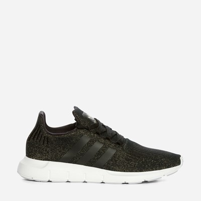 Adidas Swift Run W - Svarta 314176 feetfirst.se