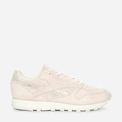 Reebok Cl Leather Shimmer - Rosa 314206 feetfirst.se