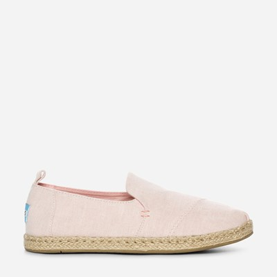 Toms Decon. Alp. Rope - Rosa 314729 feetfirst.se