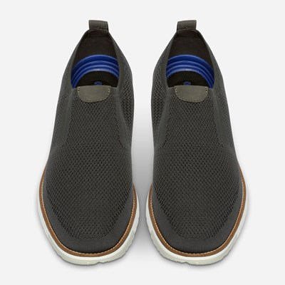 Hush Puppies Expert Mt Slip On - Gråa 315882 feetfirst.se
