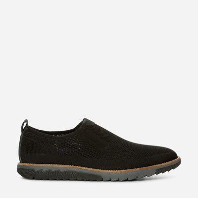 Hush Puppies Expert Mt Slip On - Svarta 315883 feetfirst.se
