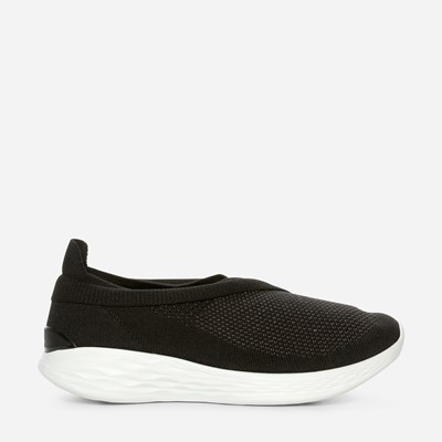 Skechers Cross Slip On - Svarta 316604 feetfirst.se