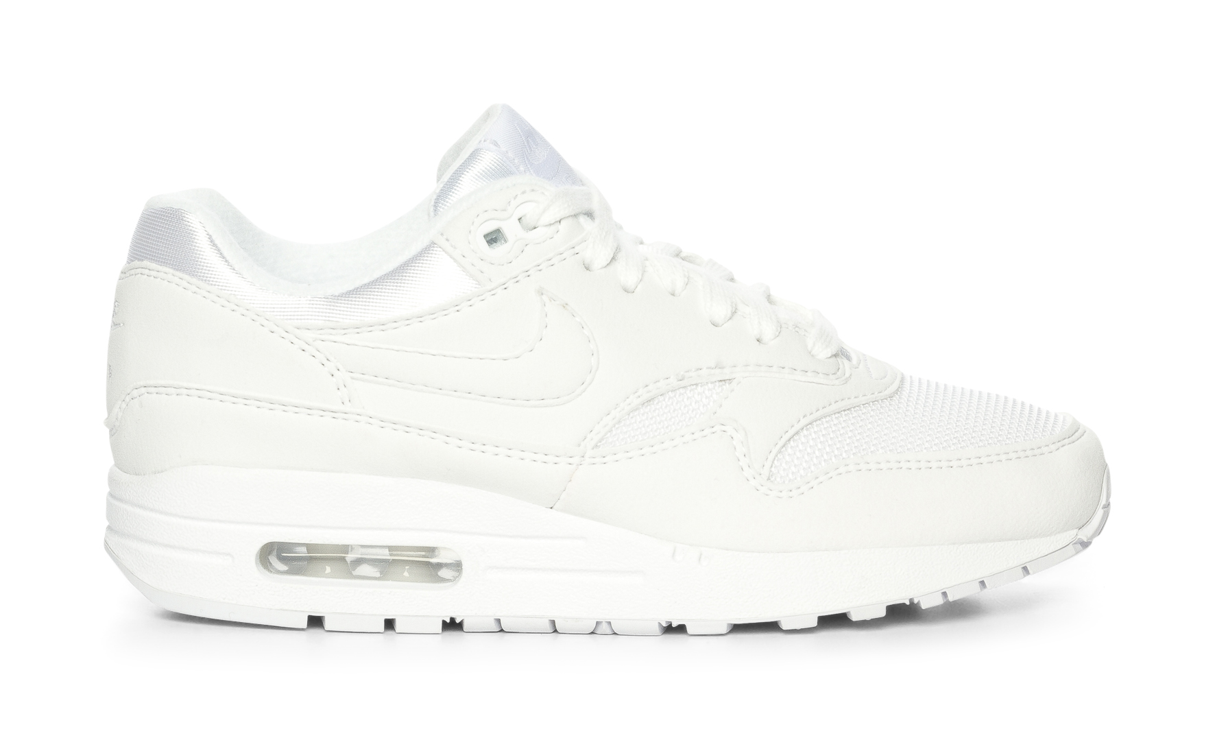 best website 56e56 e3a4b Nike Air Max 1 - Vita 316701 feetfirst.se