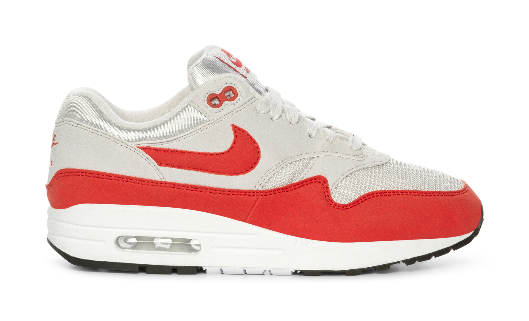 super popular e4cd4 a34ce Nike Air Max 1 Vit - 316701