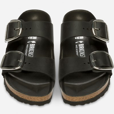 Birkenstock Arizona Big Buckle - Svarta 318273 feetfirst.se