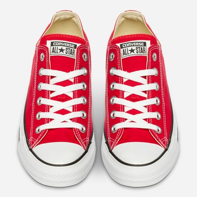 Converse All Star Ox - Röda 318371 feetfirst.se