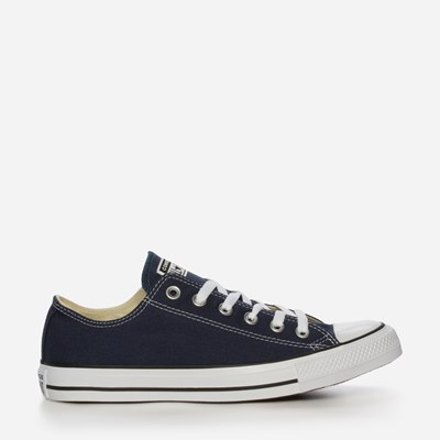 Converse All Star Ox - Blå 318372 feetfirst.se