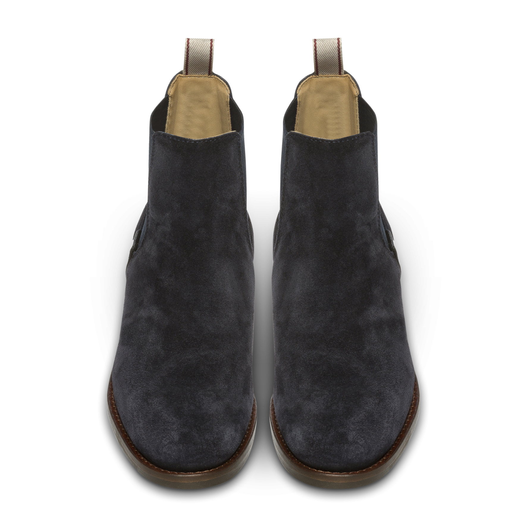 Black GANT Chelsea boots FAY