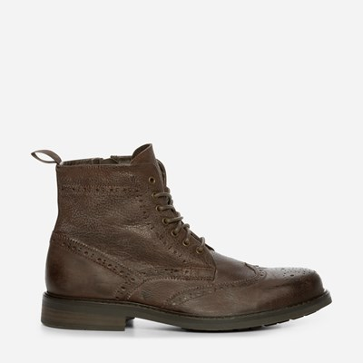 Playboy Rugged Brogue Lace-Up - Bruna,Bruna 321162 feetfirst.se