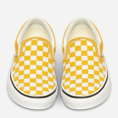 on sale cbb7e 5c4d0 Vans Ua Classic Slip-On - Gula,Gula 322673 feetfirst.se ...