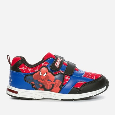 Spiderman Sneakers - Blå 303611 feetfirst.se