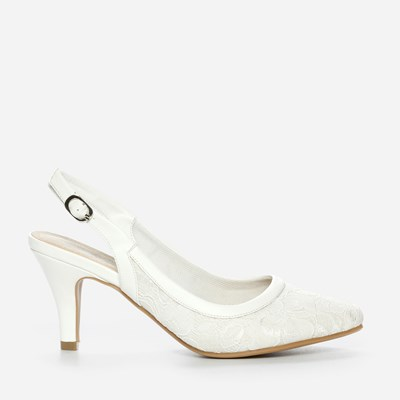 Alley Pumps - Vita 304851 feetfirst.se