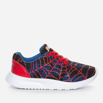 Spiderman Sneakers - Svarta 307308 feetfirst.se