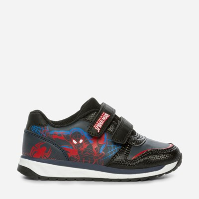 Spiderman Sneakers - Svarta 308529 feetfirst.se
