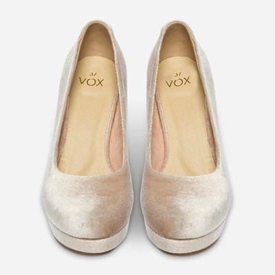 Vox Pumps - Rosa 308644 feetfirst.se