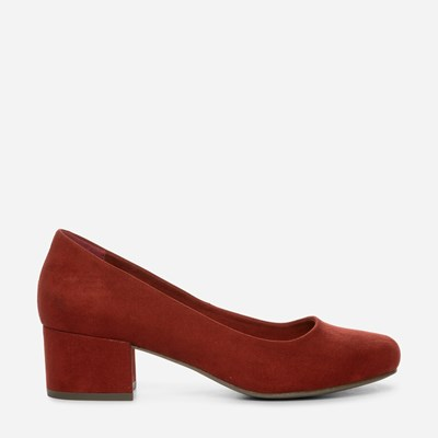Alley Pumps - Röda 308646 feetfirst.se