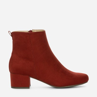 Alley Boots - Röda 308746 feetfirst.se
