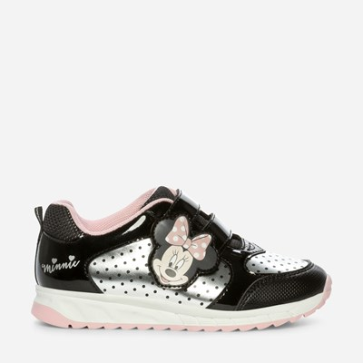 Minnie Mouse Sneakers - Svarta 309307 feetfirst.se