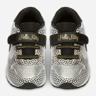 Hello Kitty Sneakers - Metallfärgade 310928 feetfirst.se