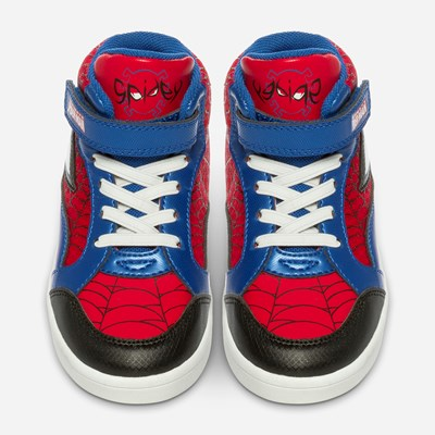 Spiderman Sneakers - Blå 311570 feetfirst.se