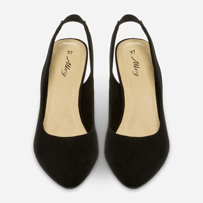 Alley Pumps - Svarta 312361 feetfirst.se