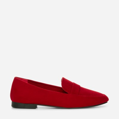 Alley Loafer - Röda 312431 feetfirst.se