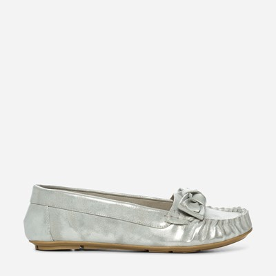Alley Loafer - Metallfärgade 312939 feetfirst.se