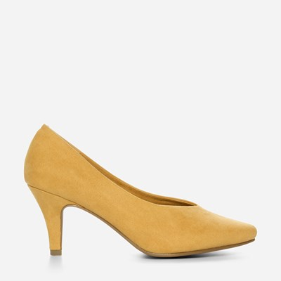 Alley Pumps - Gula 312967 feetfirst.se
