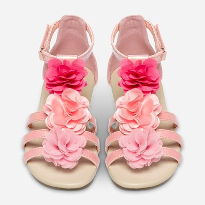 Zoey Sandal - Rosa 313302 feetfirst.se
