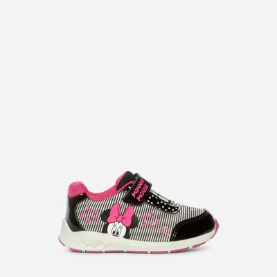 Minnie Mouse Sneakers - Svarta 315232 feetfirst.se