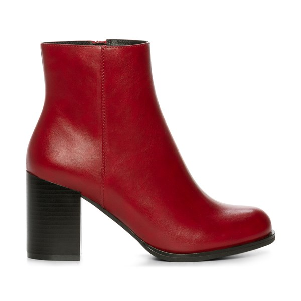 Alley Boots - Röda 317049 feetfirst.se