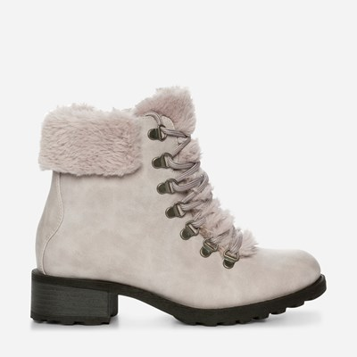 Alley Varmfodrad Boots - Lila 317159 feetfirst.se