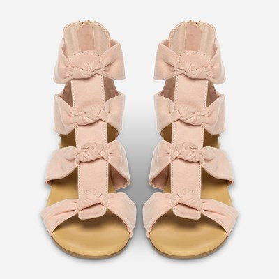 Zoey Sandal - Rosa 318933 feetfirst.se