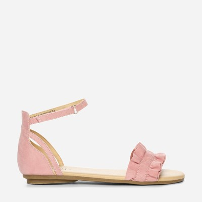 Zoey Sandal - Rosa,Rosa 318935 feetfirst.se
