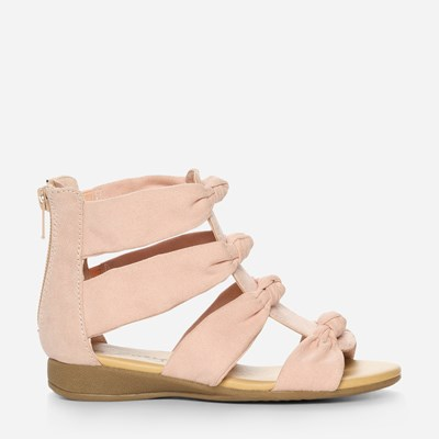Zoey Sandal - Rosa,Rosa 318986 feetfirst.se