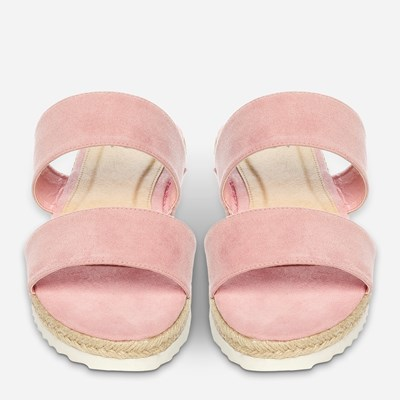 Alley Sandal - Rosa,Rosa 320916 feetfirst.se