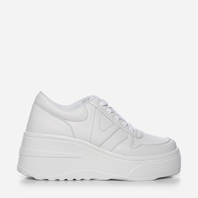 2e9d2eac468 ... Vox Sneakers - Vita 321434 feetfirst.se