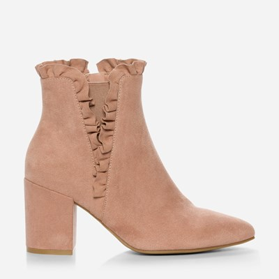 Alley Boots - Rosa,Rosa 321467 feetfirst.se
